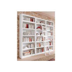 boekenkast, 3-delig wit