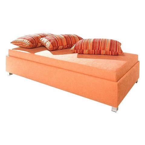 Bed oranje Maintal 858283