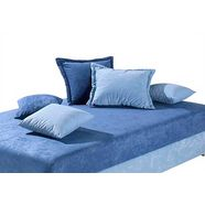 hapo kussenset (3-dlg.) blauw