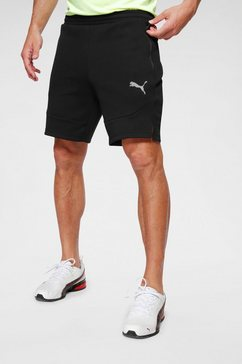 puma trainingsshort »evostripe shorts« zwart