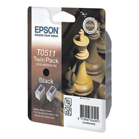 Epson Dubbelpak inktpatronen »T051142«