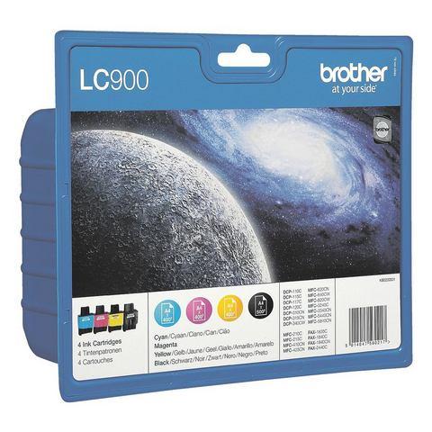 Brother Inktpatronenset »LC900«
