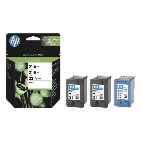 HP Inktpatronenset »HP SD400AE« HP 21 & 22