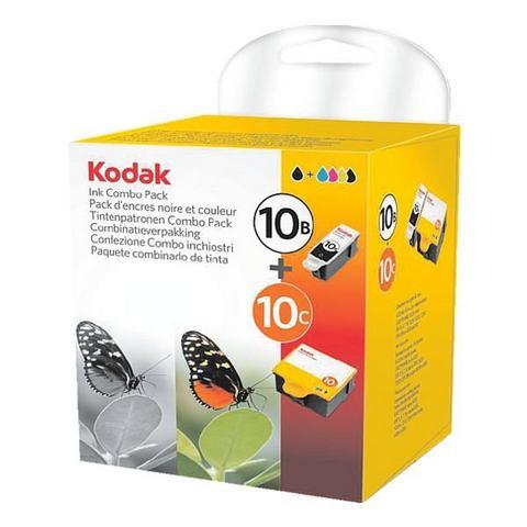 Kodak Inktpatroon combopak »10B & 10C«