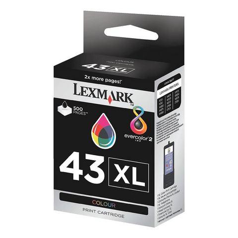 Lexmark Inktpatroon »18YO143E« Nr. 43 XL