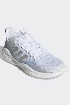 adidas runningschoenen fluidflow 2.0 wit