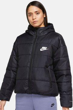 nike sportswear outdoorjack wnsw tf rpl classic hd plus zwart