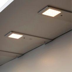 loevschall led-onderbouwverlichting zilver