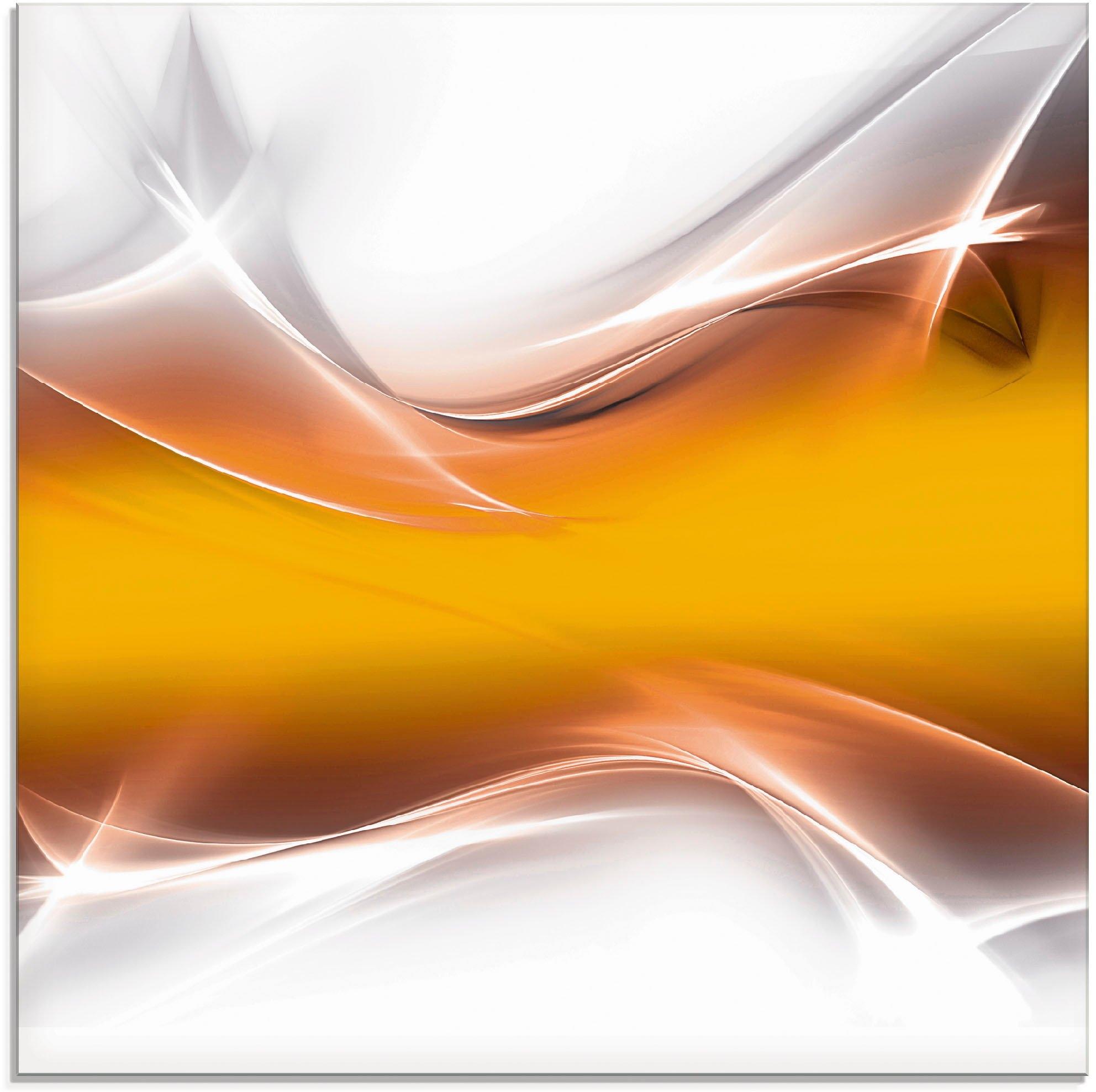 Artland print op glas Creatief element nu online bestellen