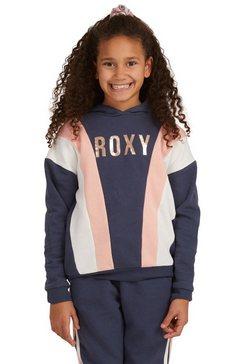 roxy hoodie one call away blauw