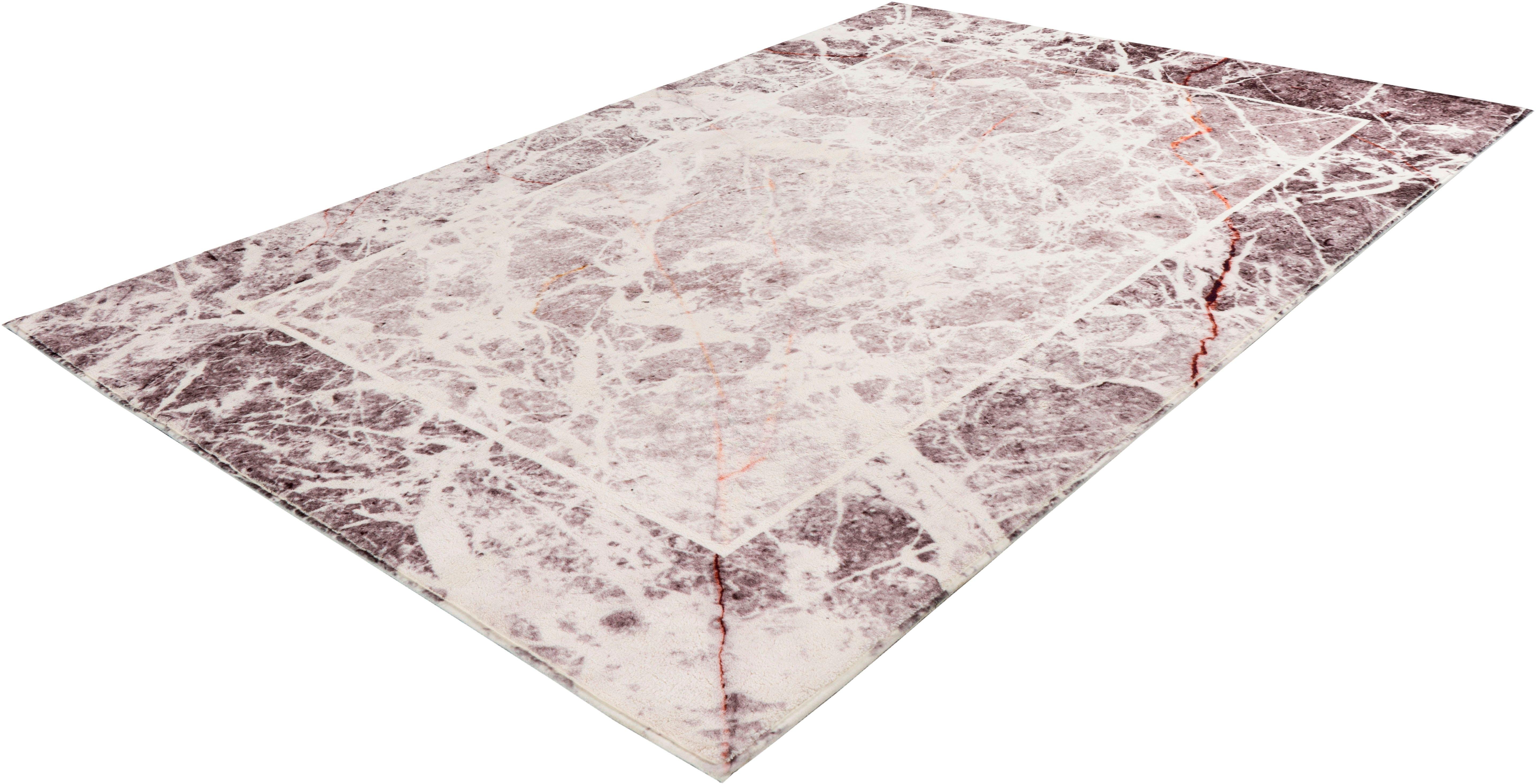 Obsession Vloerkleed Palazzo 273 Marmer-look, woonkamer bij OTTO online kopen