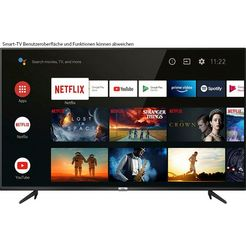 tcl »43p616« led-tv zwart