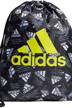 adidas performance gymtasje sp gymsack g zwart