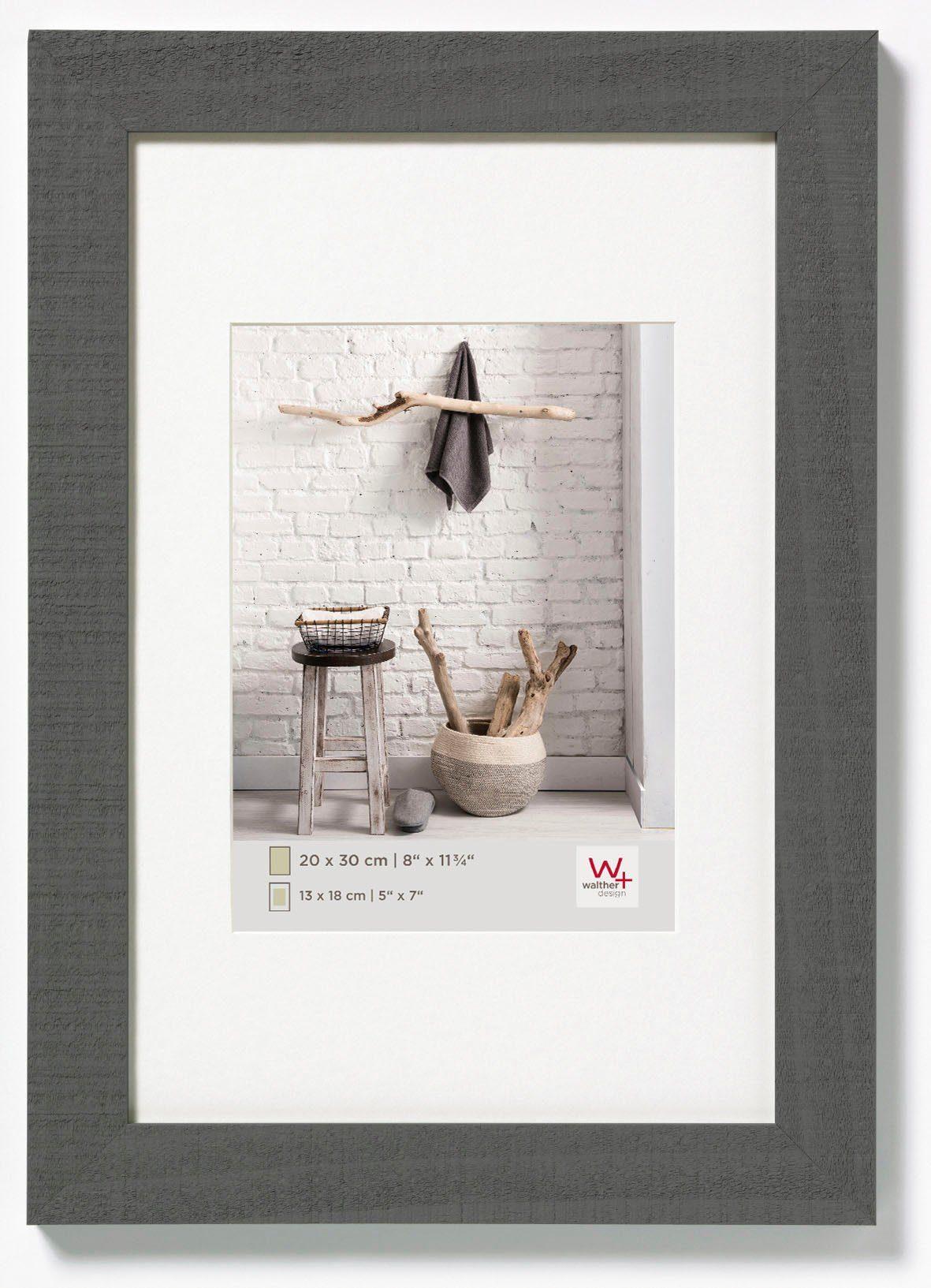 Walther Home Fotolijst Fotomaat 50x70 cm Grijs online kopen