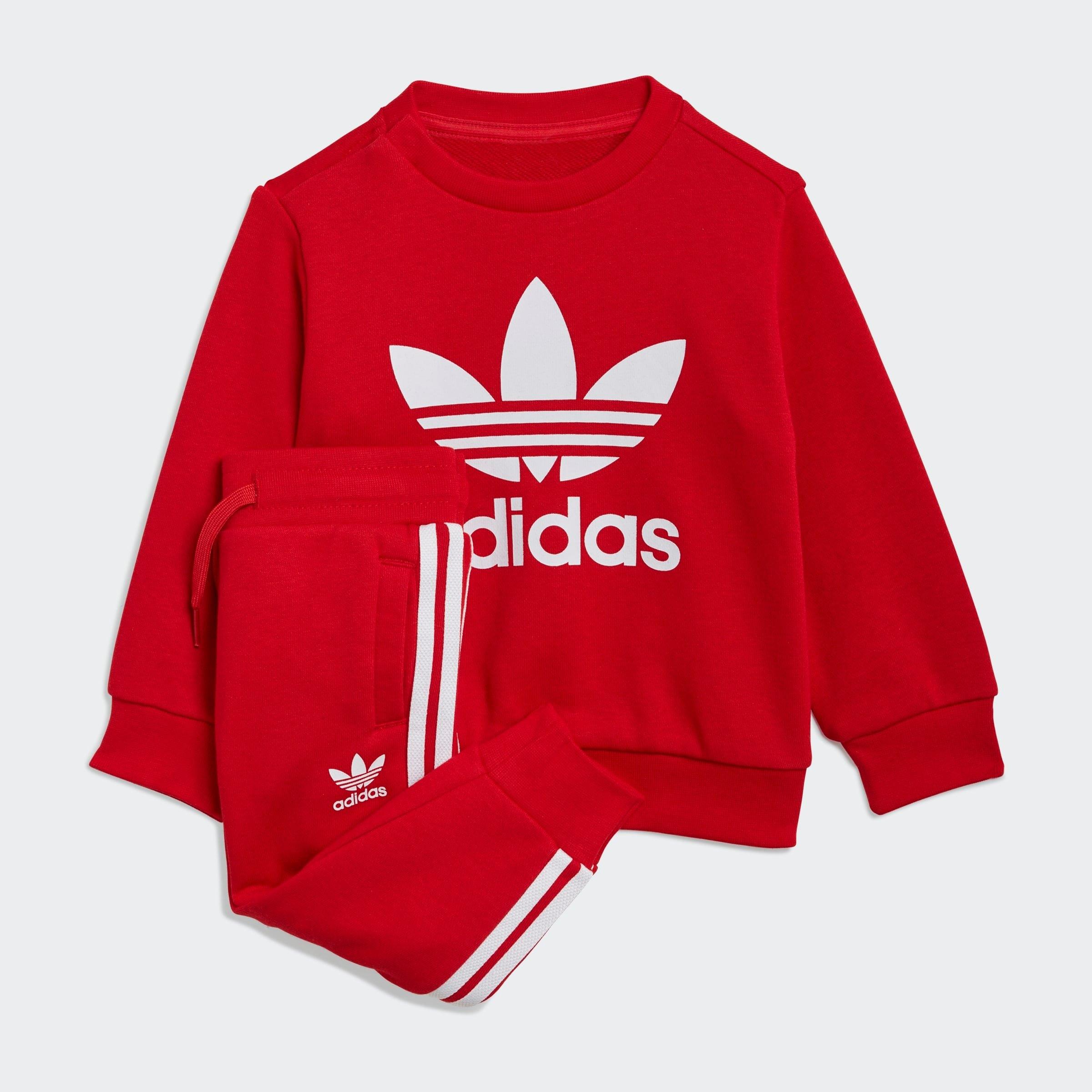 adidas Originals joggingpak »CREW SET« (Set, 2 tlg.) bij OTTO online kopen