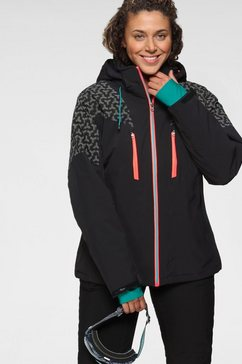 killtec ski-jack zwart