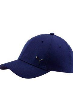 puma baseballcap blauw