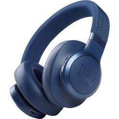 jbl over-ear-hoofdtelefoon live 660nc draadloos blauw