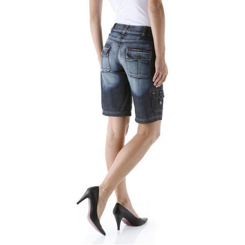 Jeansbermuda, Mode Mix