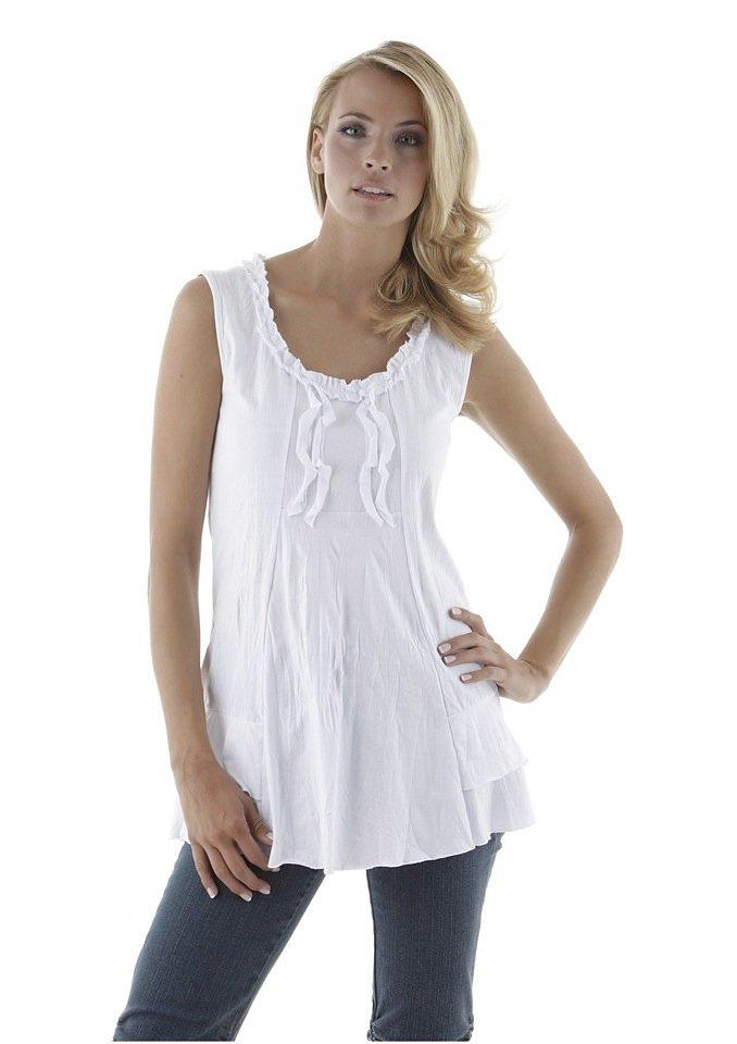 Aniston Longline-shirt bij OTTO online kopen