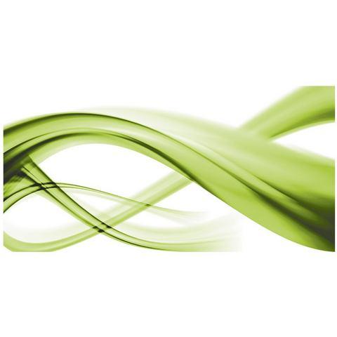 Print op glas, in 2 afmetingen en 4 kleuren 'Abstracte compositie'