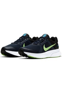 nike runningschoenen »run swift 2« blauw