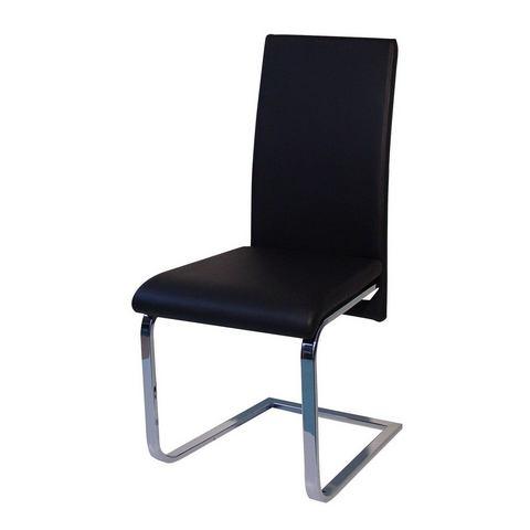 Eetkamerstoelen Stoel vrijdragende stoel Schosswender set van 2 286013