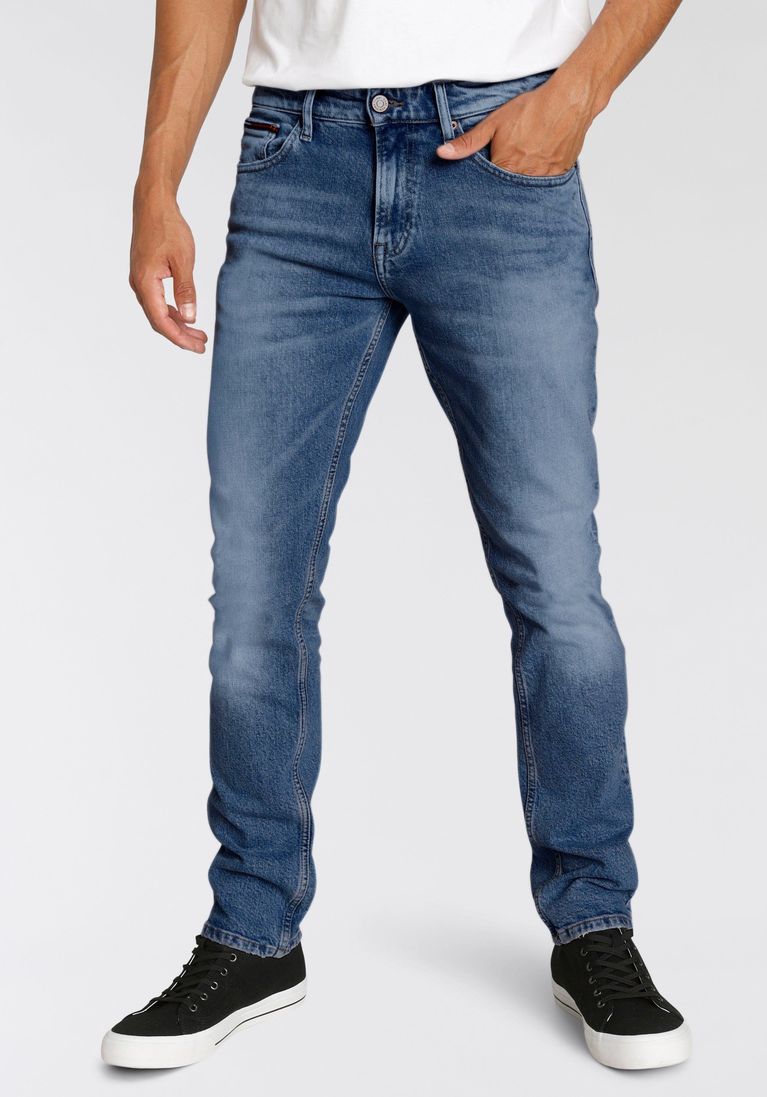 TOMMY JEANS Slim fit jeans SCANTON SLIM Dynamic veilig op otto.nl kopen