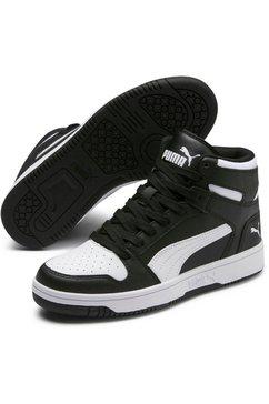 puma sneakers »rebound layup sl jr« zwart