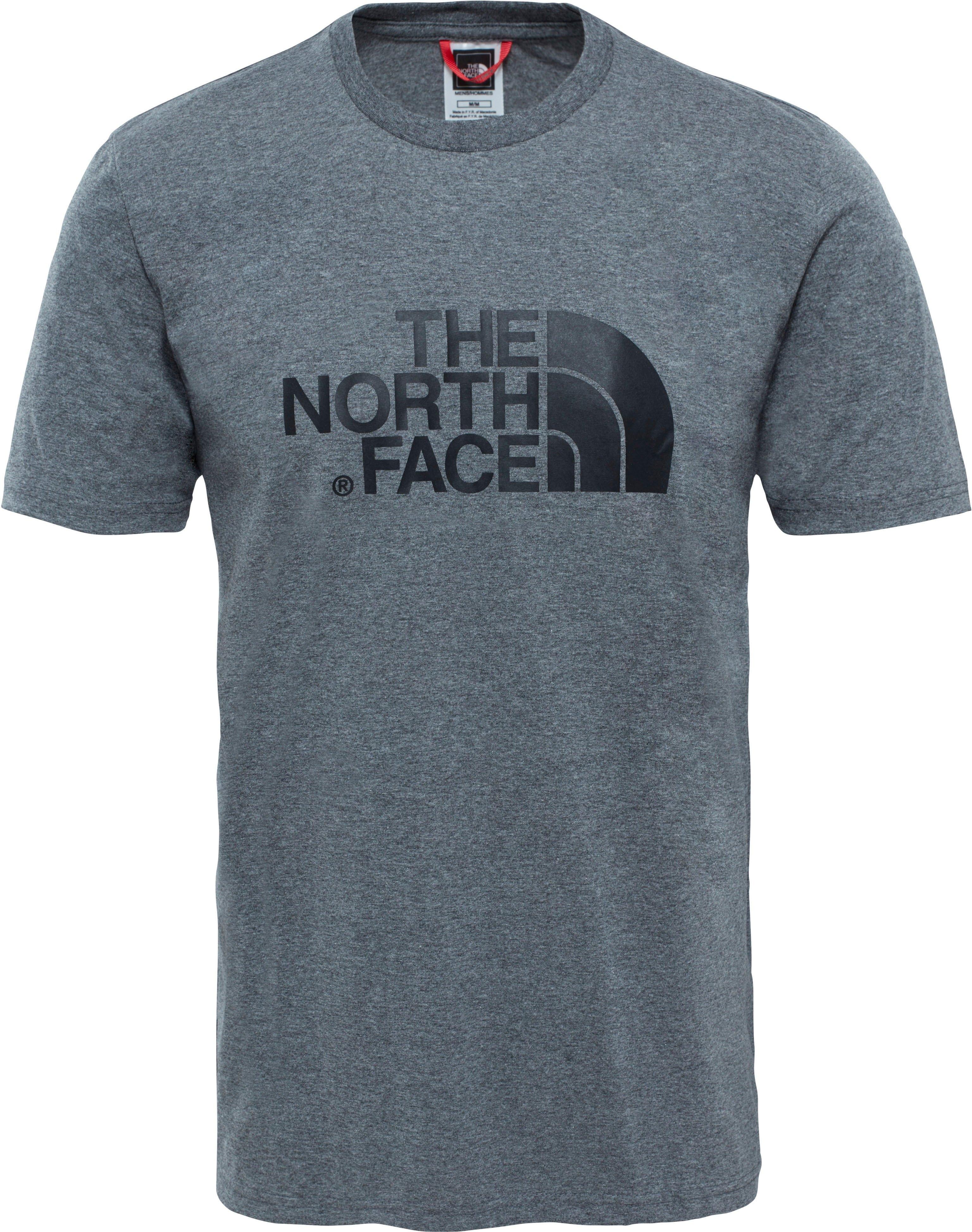 The North Face T-shirt EASY TEE Grote logoprint voordelig en veilig online kopen