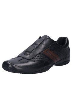 bugatti instappers chambo met praktische stretchinzet zwart