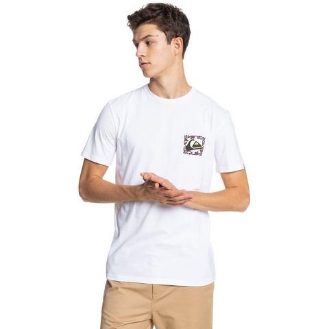 NU 20% KORTING: Quiksilver T-shirt Isle Of Stoke