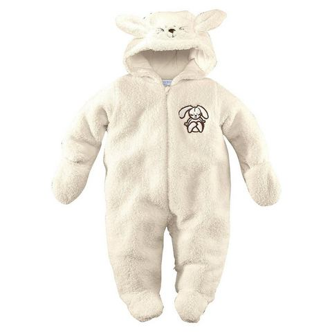 Babyworld fleece-buitenpak