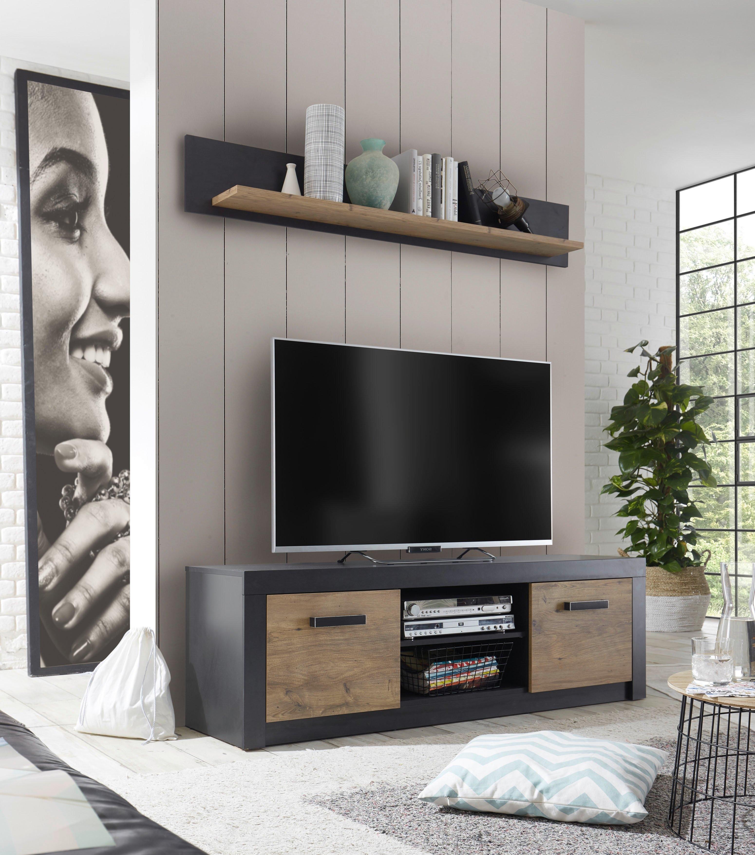 my home tv-meubel Bruegge Met een decoratieve frame-look - verschillende betaalmethodes