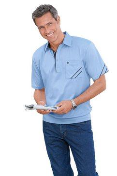 shirt, hajo blauw