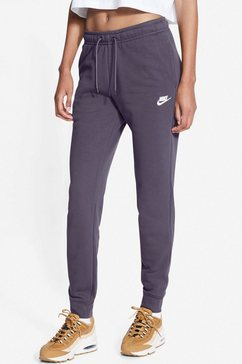 nike sportswear joggingbroek paars