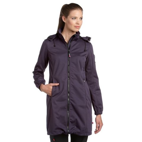 Outdoor-softshellmantel voor dames, OCK