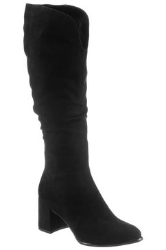 marco tozzi laarzen zwart