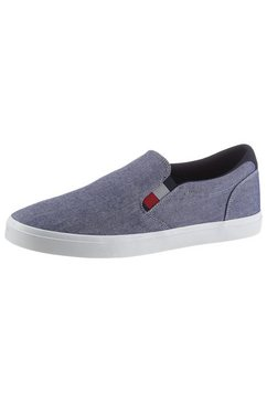 tommy hilfiger instappers blauw