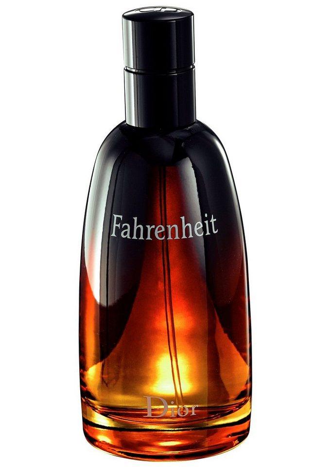DIOR Aftershave Fahrenheit