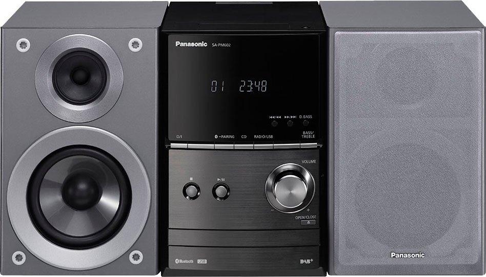 Panasonic Micro-set SC-PM602 micro- bestellen: 30 dagen bedenktijd