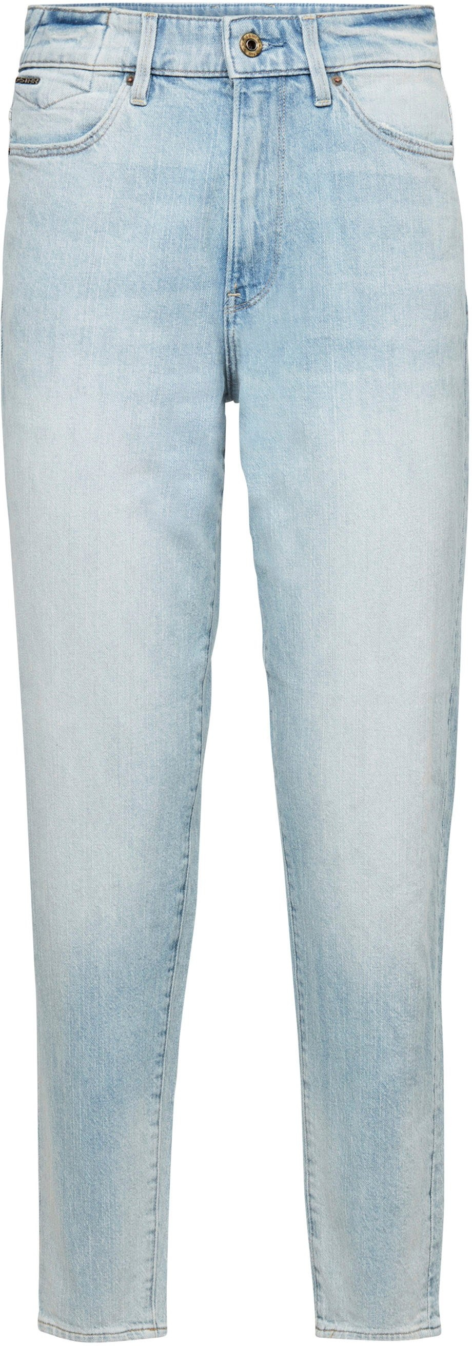 G-Star Raw straight jeans »Janeh Ultra High Mom Ankle Jeans« veilig op otto.nl kopen