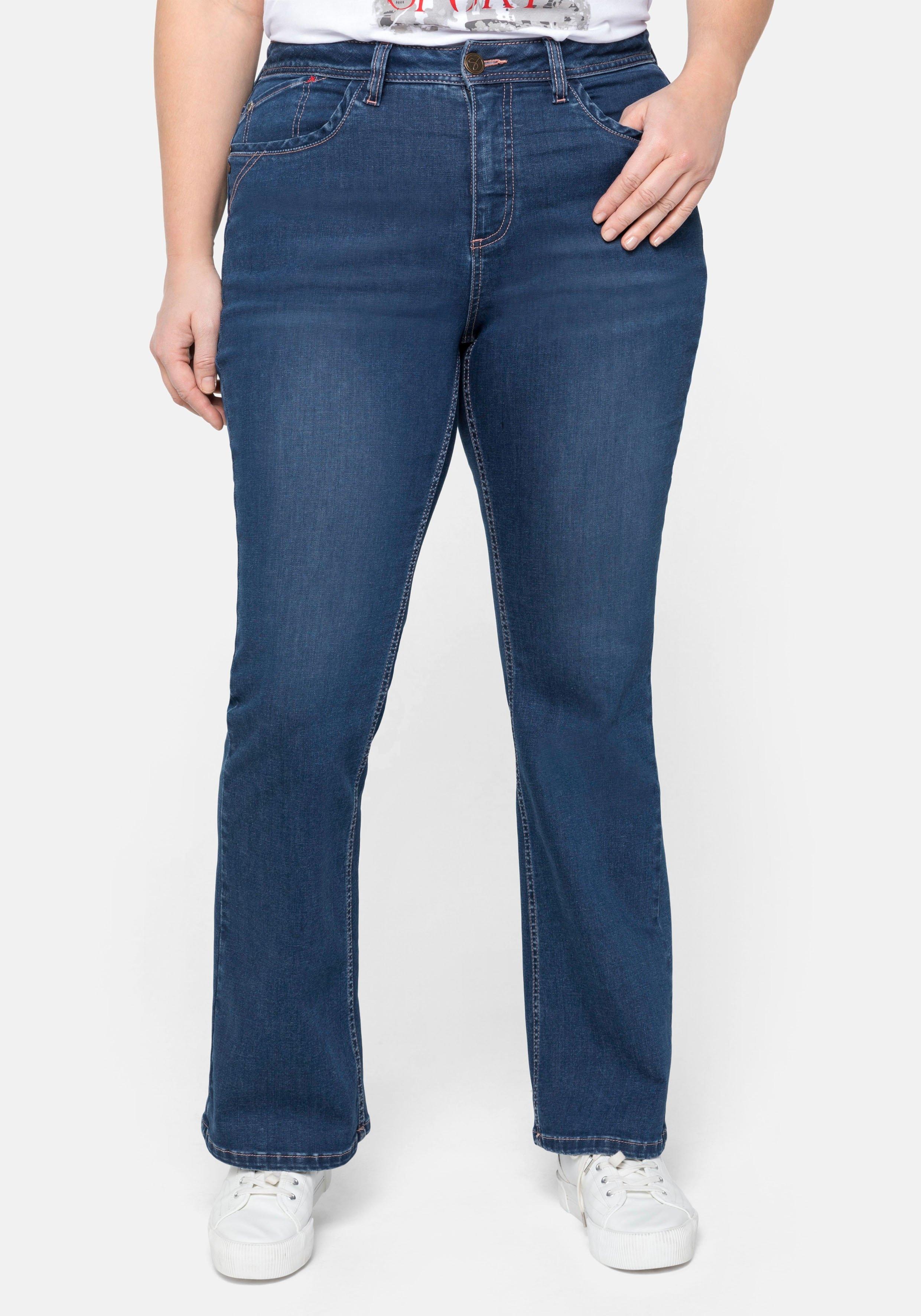 Sheego bootcut jeans - verschillende betaalmethodes