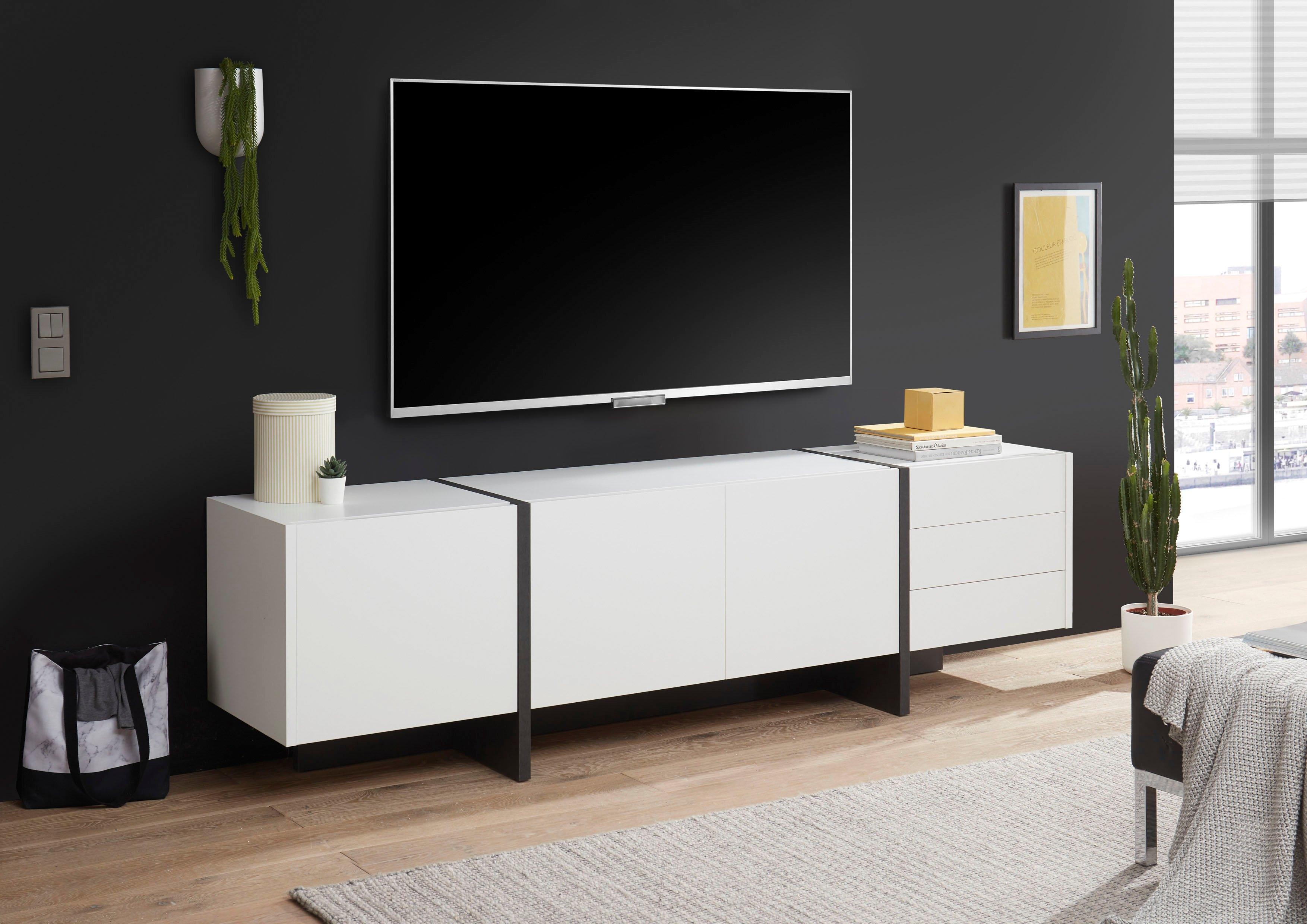 INOSIGN tv-meubel Caio Hoogte ca. 60 cm goedkoop op otto.nl kopen
