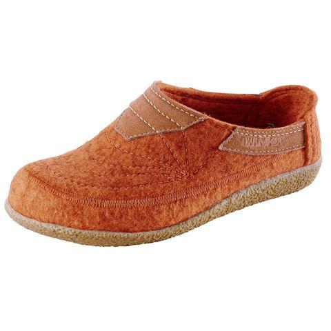 Schoen: Huisschoenen van Haflinger