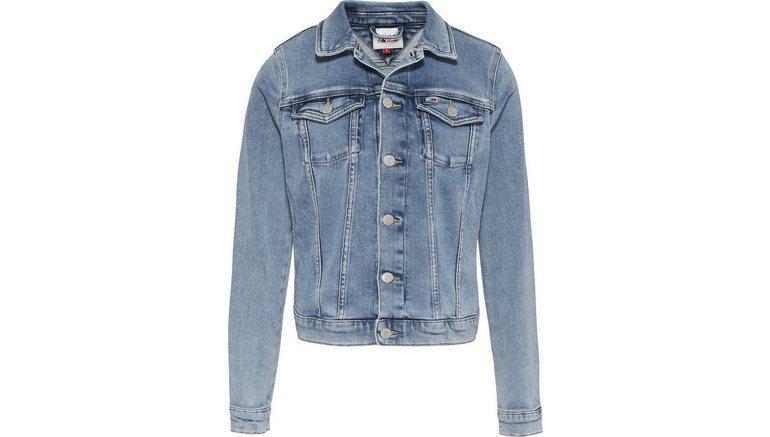 TOMMY JEANS jeansjack »VIVIANNE SLIM DENIM TRUCKER NLBS«