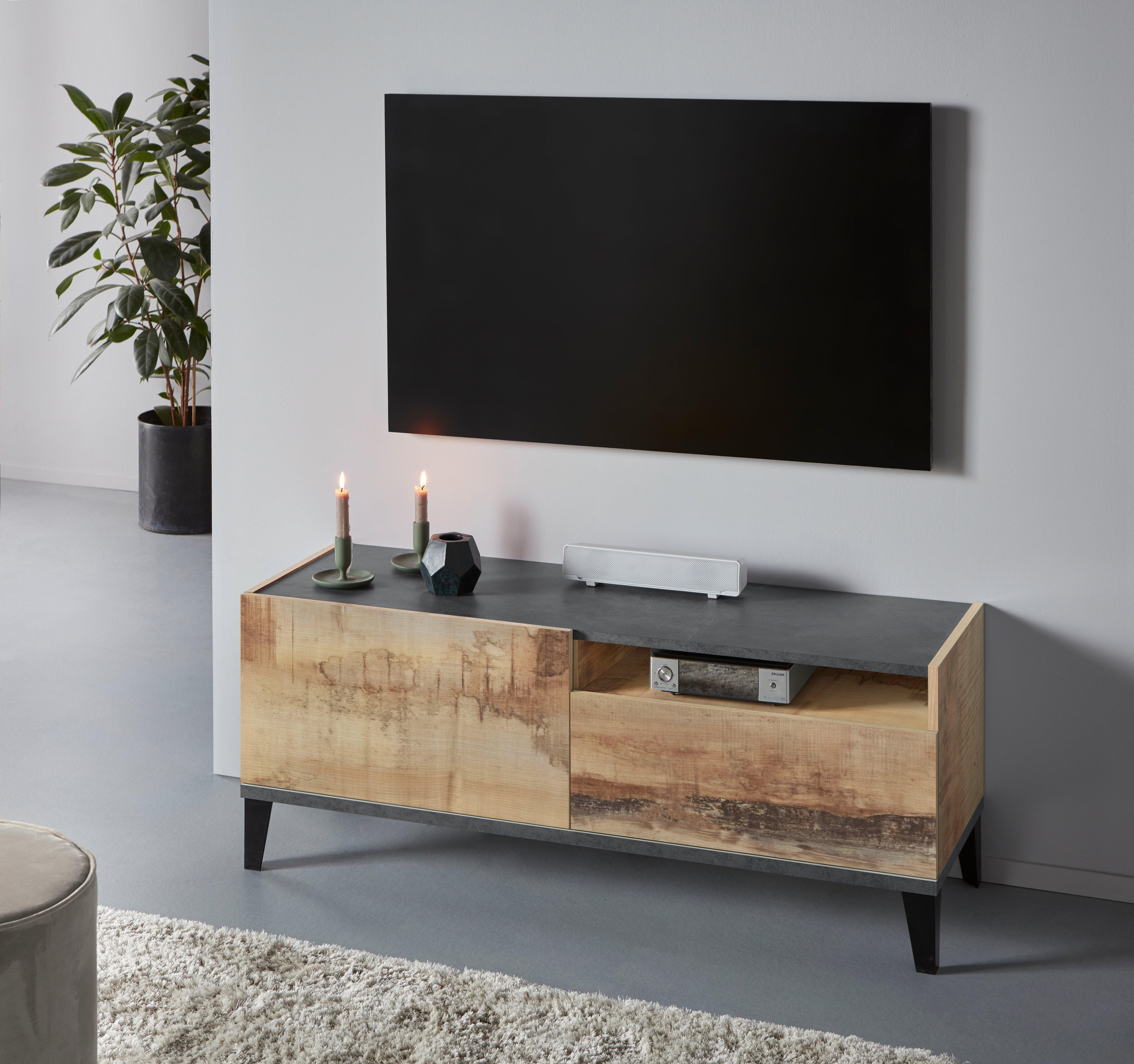 INOSIGN tv-meubel Sunrise Breedte 120 cm - gratis ruilen op otto.nl