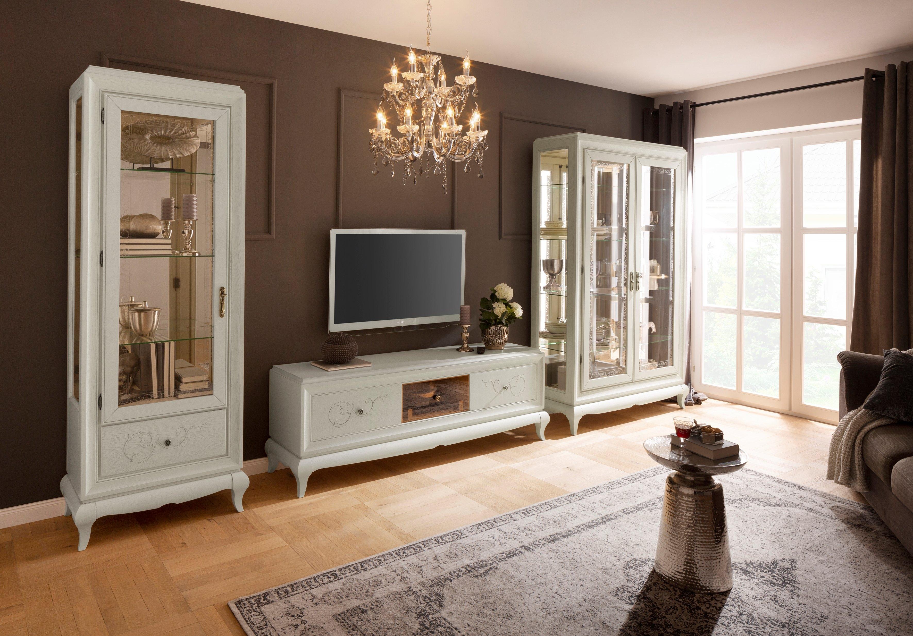 DELAVITA tv-meubel Sonata Tv-tafel met leuke ornamenten bestellen: 30 dagen bedenktijd