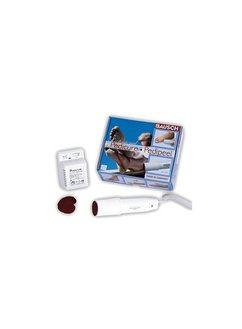 bausch pedicure-apparaat pedipeel 0321 eeltverwijderaar, voor het eenvoudig verwijderen van eelt wit