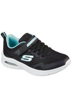 skechers kids sneakers microspec max met lichte loopzool zwart